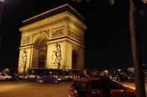 Arco do Triunfo - Paris Foto: Felipe Lovison