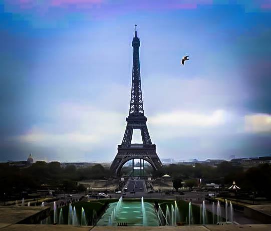 Torre Eiffel <3