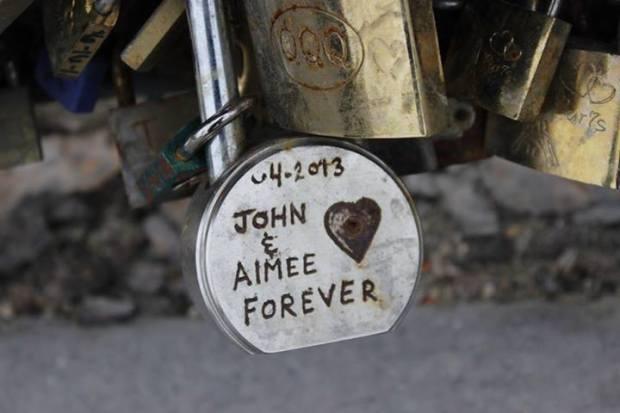 John e Aimee Forever <3