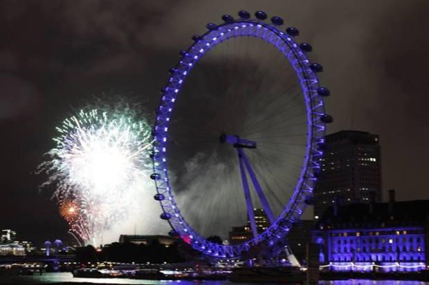 London Eye - Londres Foto: Felipe Lovison