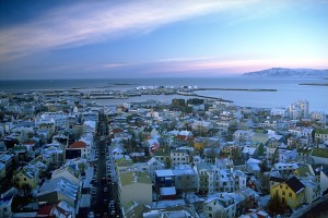 Islândia entre os países mais seguros do mundo.