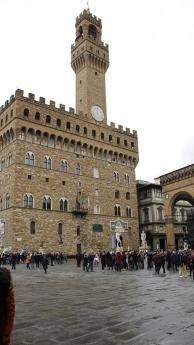Palazzo Vecchio - Florença - Itália
