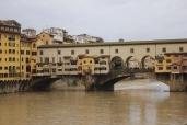 Ponte Vecchia - Florença - Itália - Um dos principais pontos turísticos. Foto: Felipe Lovison