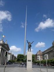Spire - Ponto de Encontro de Dublin