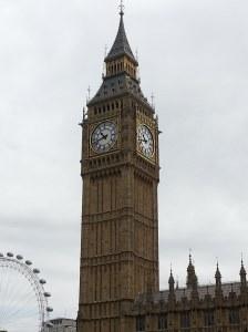 Big Ben, o relógio mais famoso do mundo