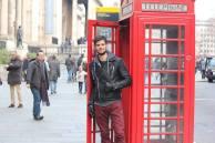 Cabine Telefônica - Londres Foto: Antonio Martins