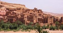 Aït-Ben-Haddou - Marrocos - Palco de muitos filmes