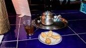 Famoso chá marroquino