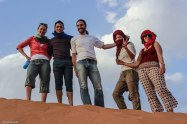 Turistas - Deserto do Saara