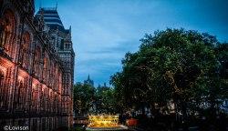 Museu de História natural de Londres, e Carrossel - Final do ano 2013