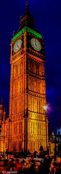 Big Ben ou Elizabeth Tower