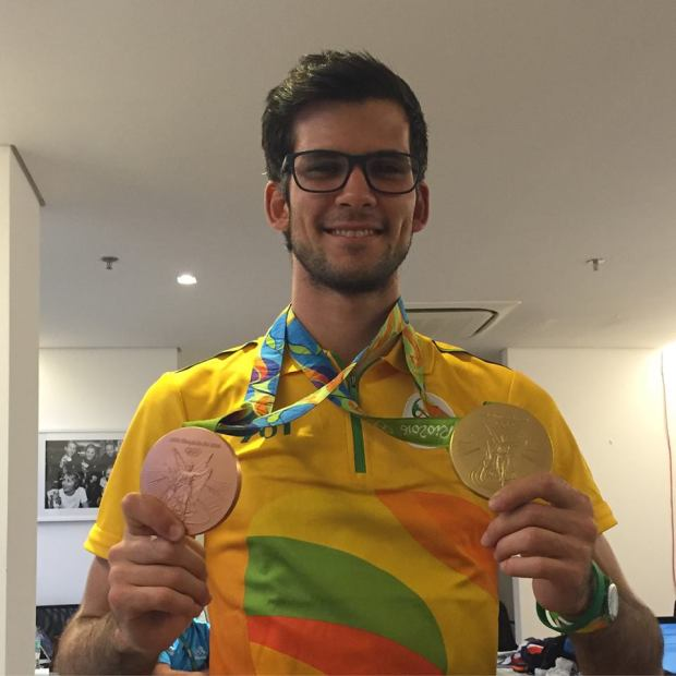 Medalhas Olimpícas da NZ